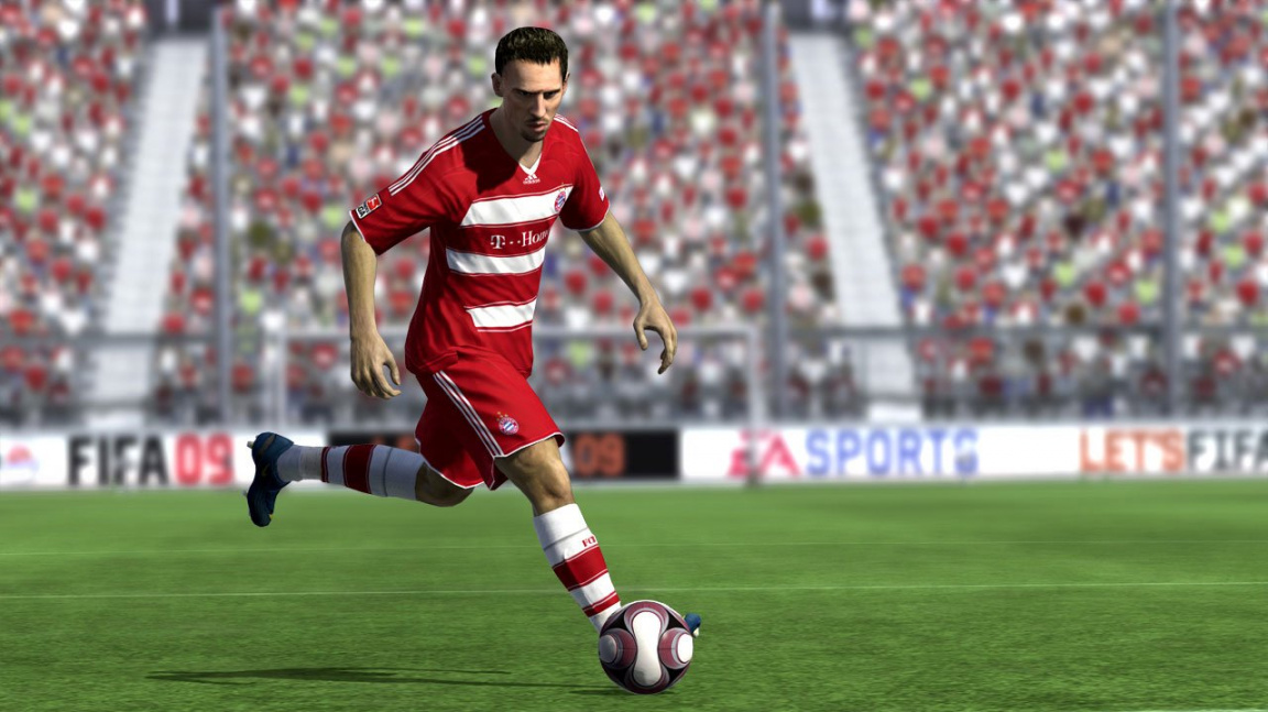 Detaily z FIFA 09 PC