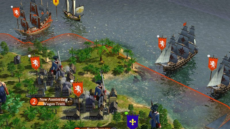 Civilization IV Colonization - recenze