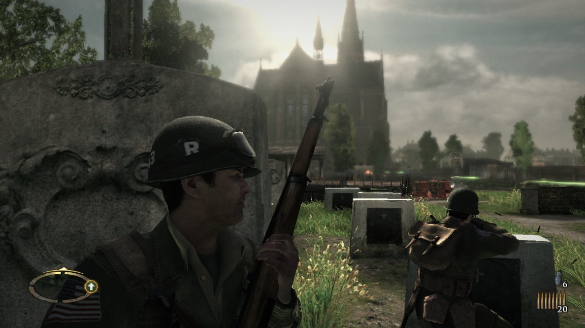 Brothers in Arms Hell Highway (UbiDays) - dojmy
