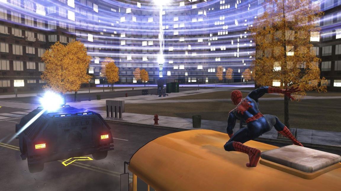 Spider-Man Web of Shadows - recenze