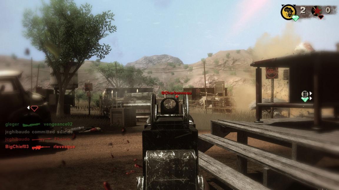 Far Cry 2 - exkluzivní recenze