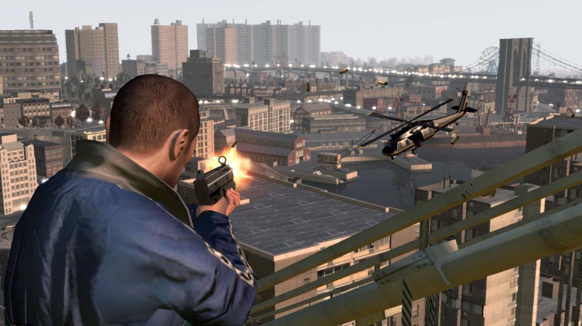 Rekordní Grand Theft Auto IV