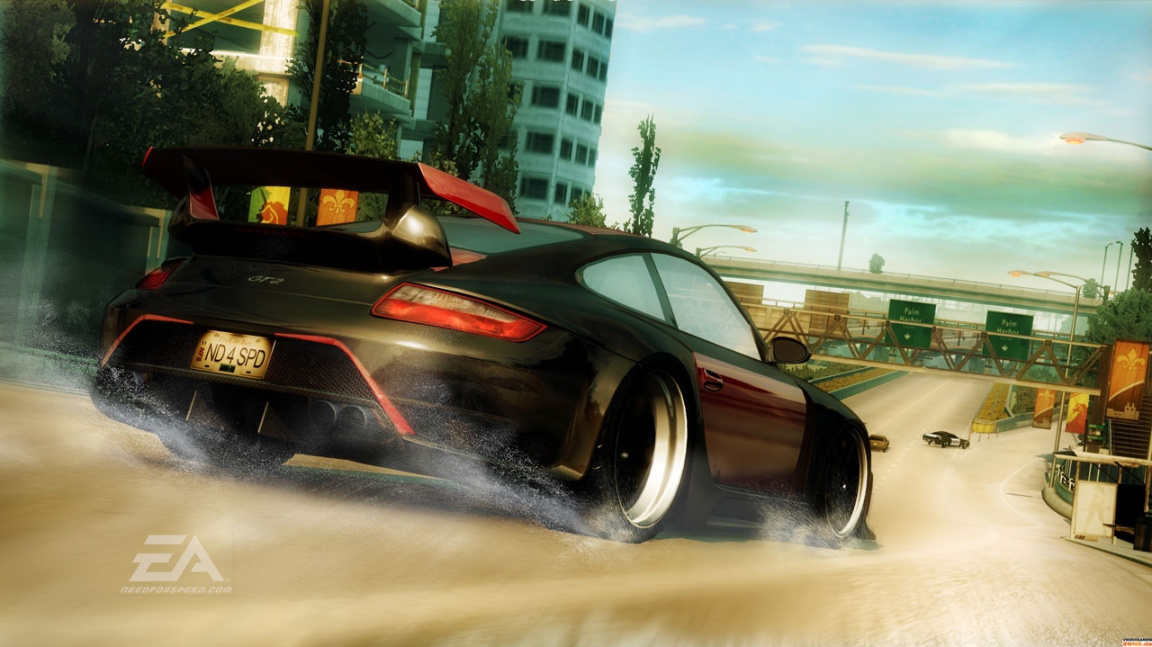 Need for Speed Undercover mega-recenze