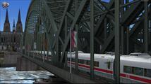 InterCity Express z Microsoft Train Simulator 2