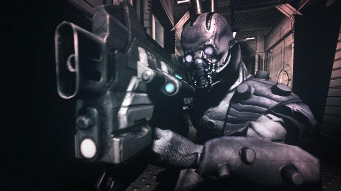 Riddick: Assault on Dark Athena zcela ve tmě