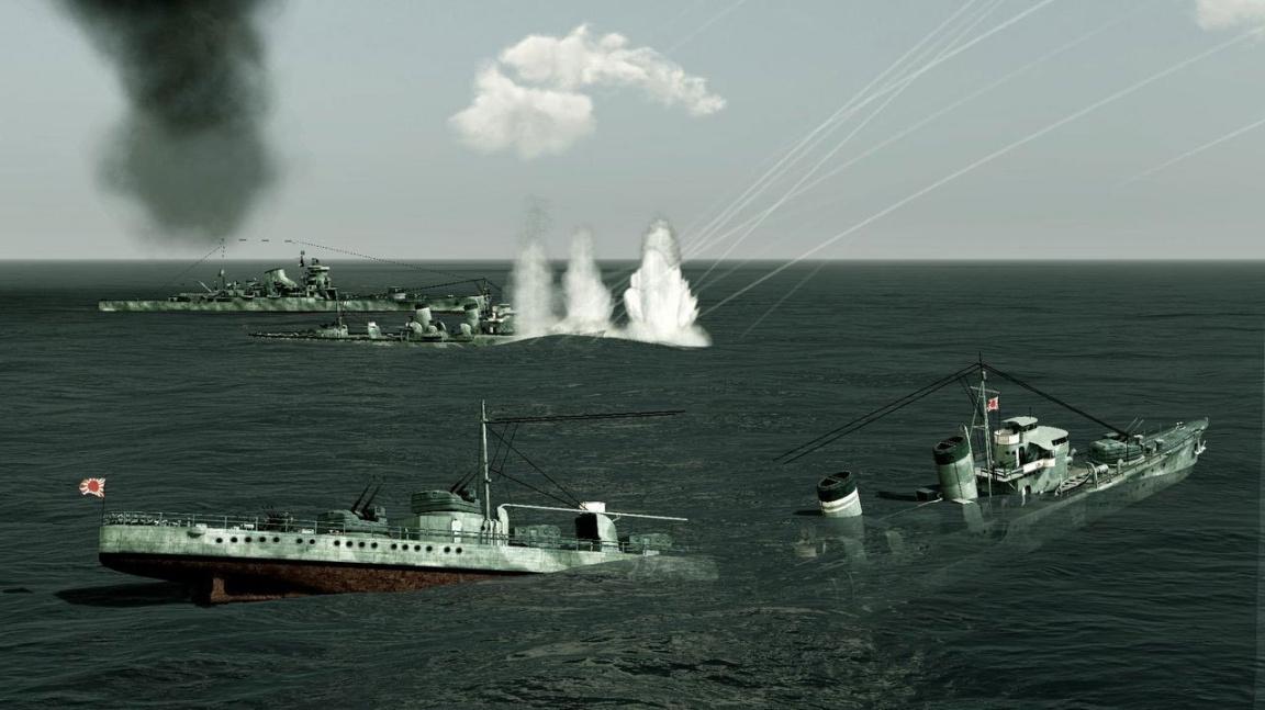 Oznámení Battlestations Pacific