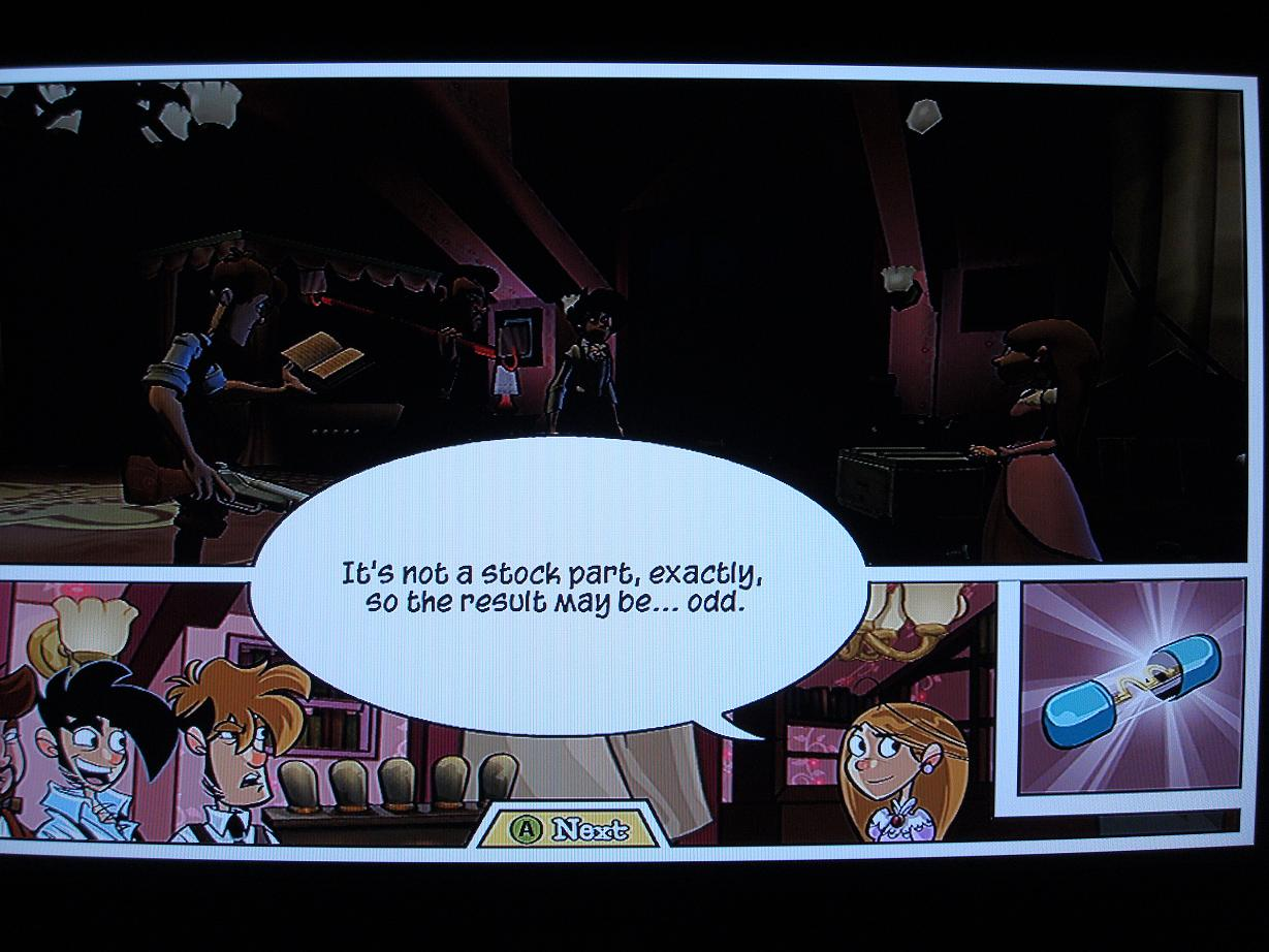 Penny Arcade Adventures: On the Rain-Slick Precipice of Darkness - Episode 1 and 2