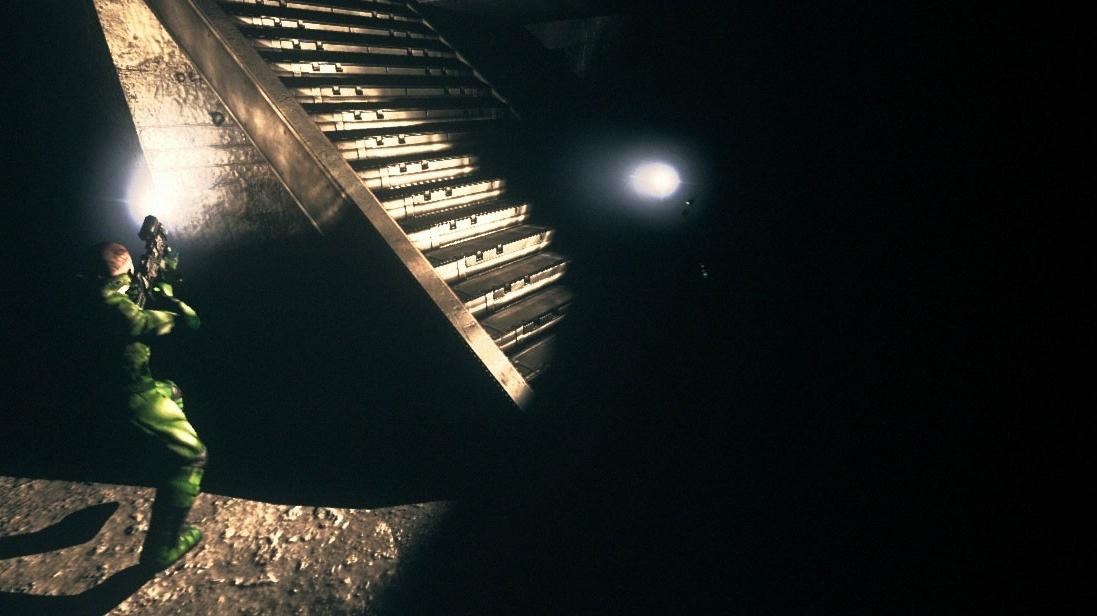 Boxování v Riddick: Assault on Dark Athena