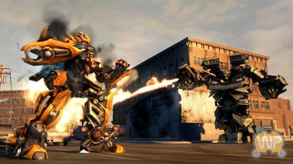 Vznikne hra dle druhého filmu Transformers