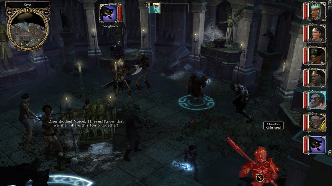 Neverwinter Nights 2: Storm of Zehir rec.