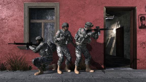 Americas Army 3