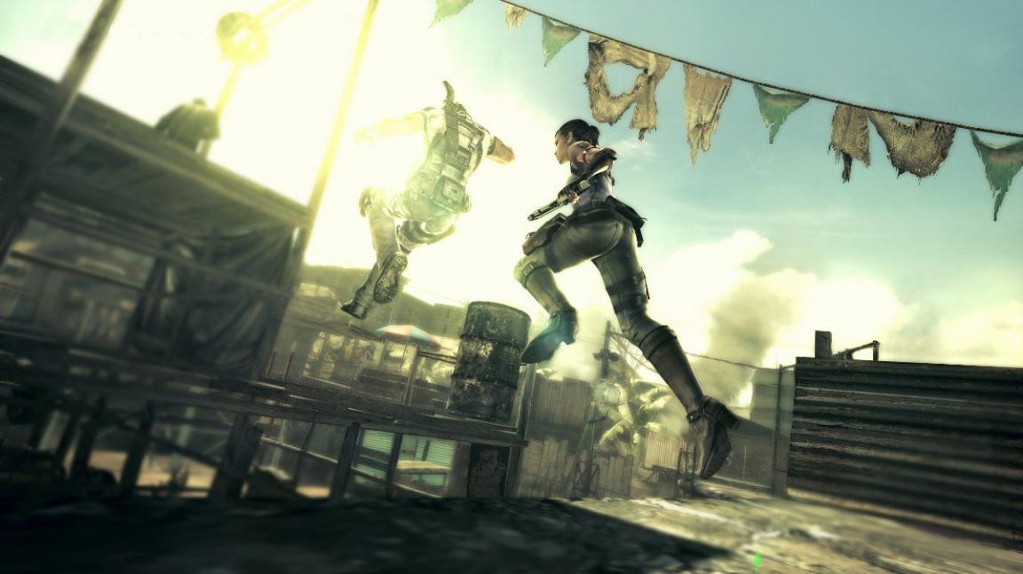 Resident Evil 5 se přesouvá z Games for Windows na Steam
