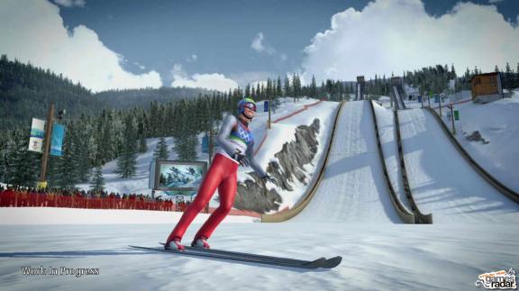 Začaly přípravy na olympiádu Vancouver 2010