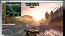 Screenshoty z bety Need for Speed World Online