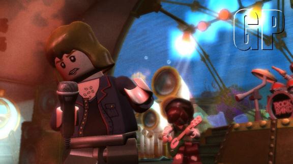 LEGO Rock Band oficiálně
