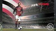 Předčasné odhalení FIFA 10