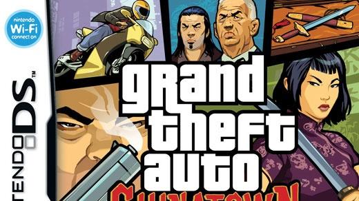 Grand Theft Auto Chinatown Wars recenze