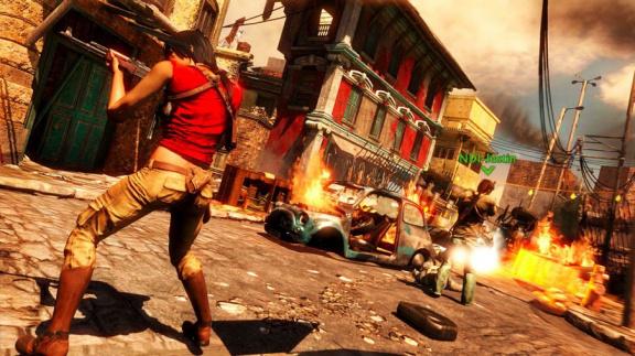 Dojmy z multiplayerové bety Uncharted 2