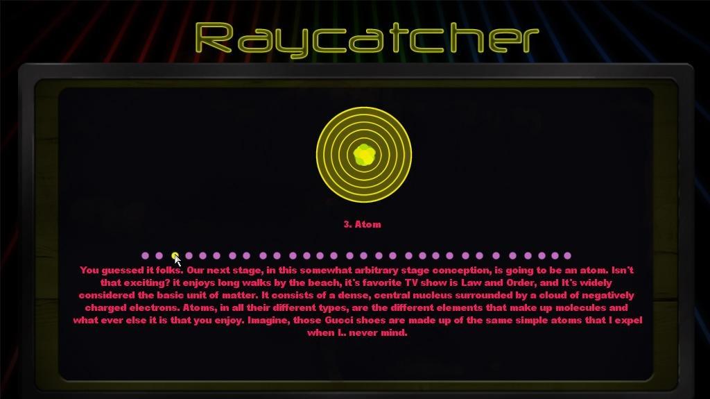 Raycatcher - recenze