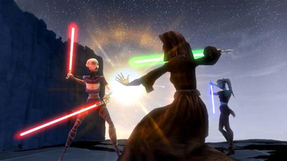 Star Wars Clone Wars Republic Heroes rec.