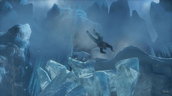 Uncharted 2 screenshoty