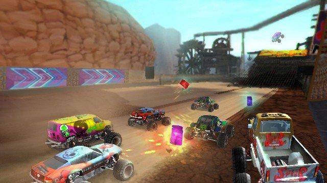 Monster 4x4: Stunt Racer