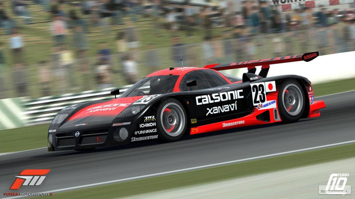 Plakáty na Forza Motorsport 3