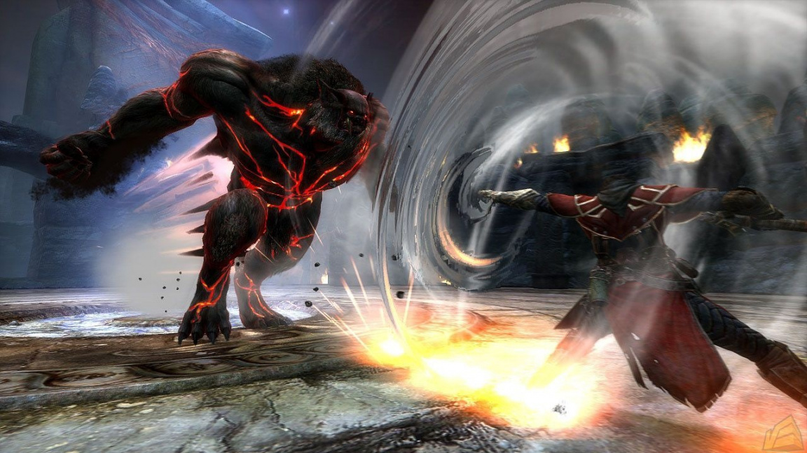 Trochu jiná Castlevania Lords of Shadow