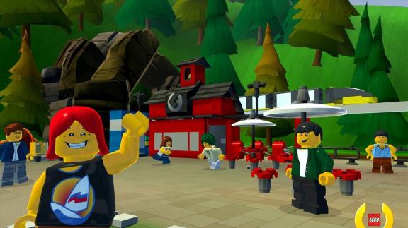 LEGO MMO = LEGO Universe