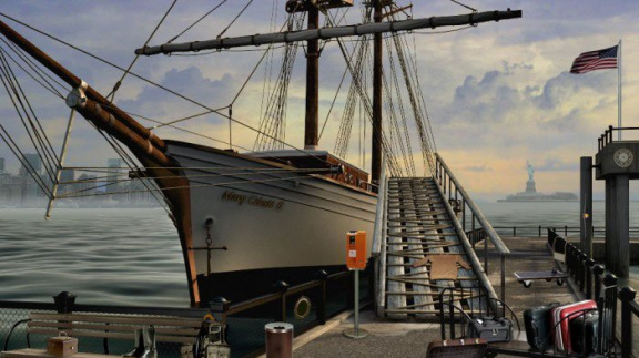 Mystery of Mary Celeste