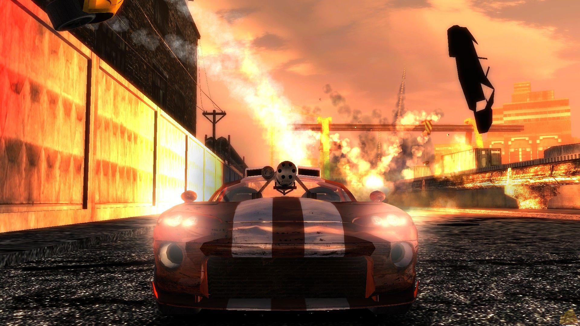 Battle Metal: Street Riot Control