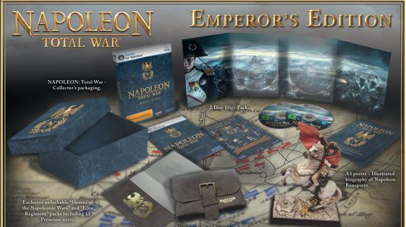 Malý odklad Napoleon Total War