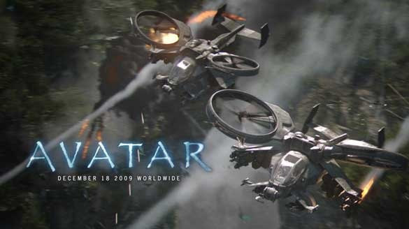 Fenomén Avatar - téma