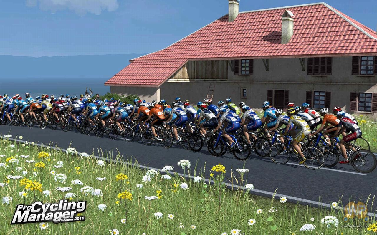 Pro Cycling Manager: Tour de France 2010