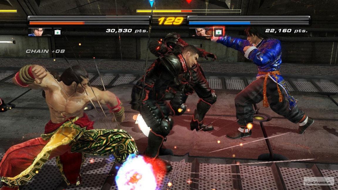 Tekken 6 - recenze