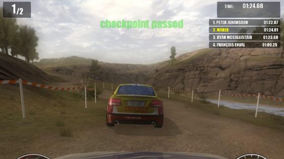 GM Rally - recenze