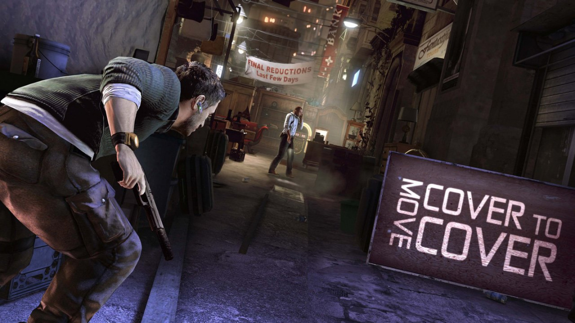 Splinter Cell Conviction multiplayerová rec.