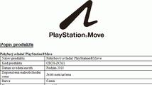 Tisková zpráva Sony k PlayStation Move