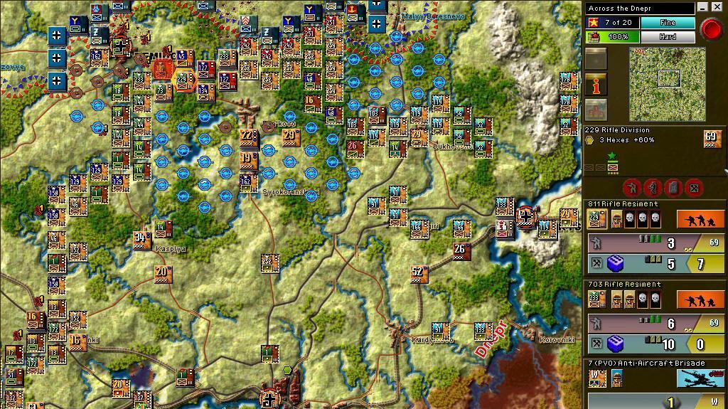 Across the Dnepr: Second Edition