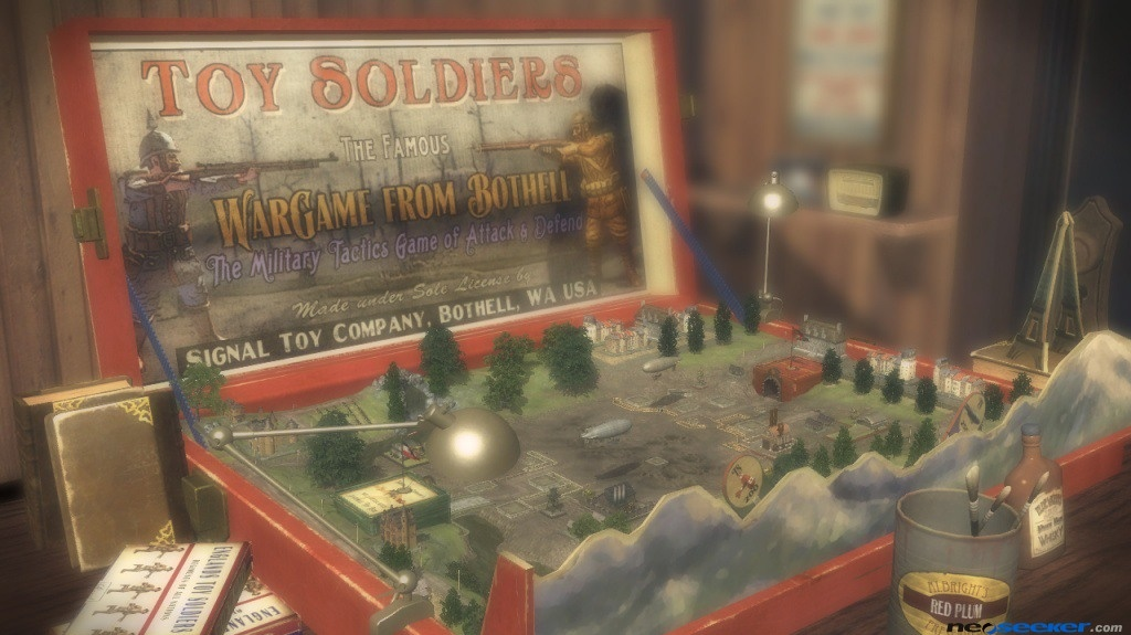 Toy Soldiers - recenze