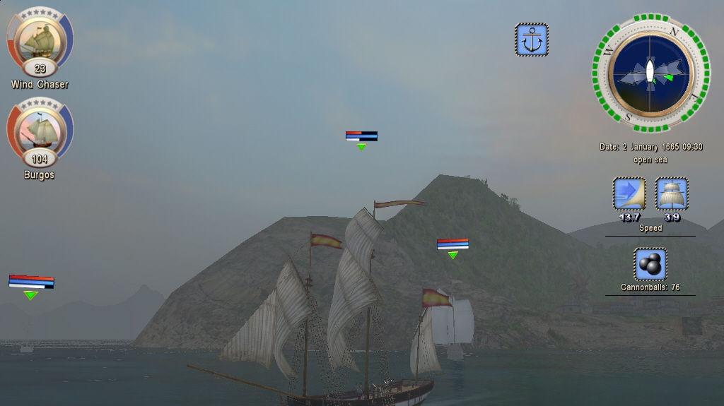 Age of Pirates II - recenze