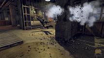 Ukázky PhysX z PC verze Mafia 2