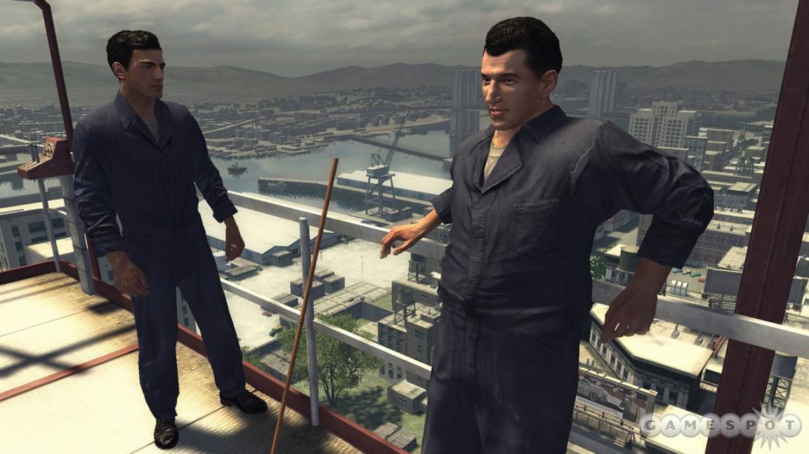 Mafia 2 na nových obrázcích