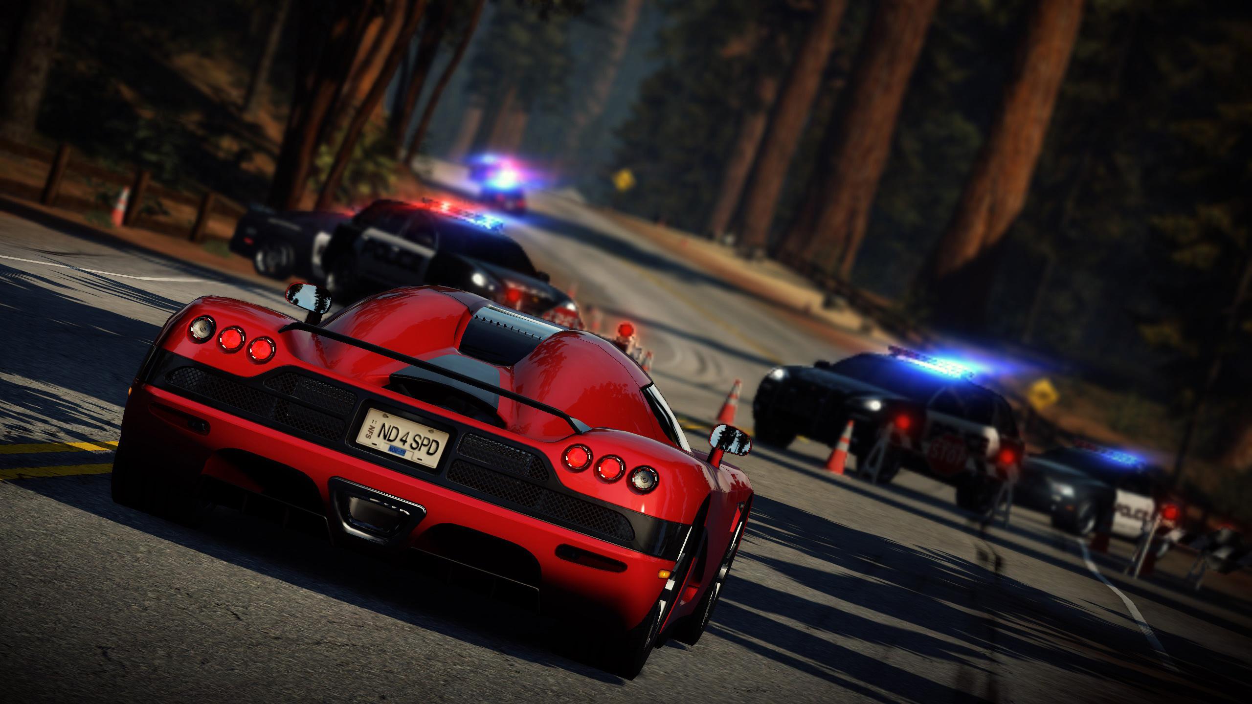 Spekuluje se o remasteru Need for Speed: Hot Pursuit z roku 2010