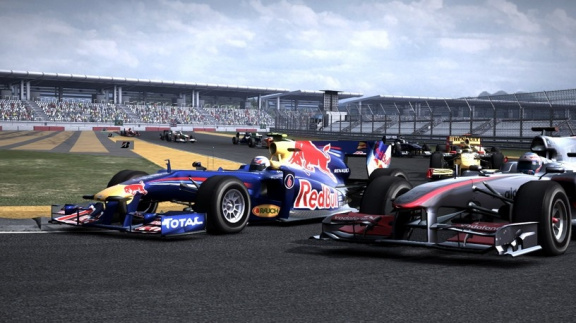F1 2010 - recenze