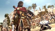 Warriors Legends of Troy: na zteč!