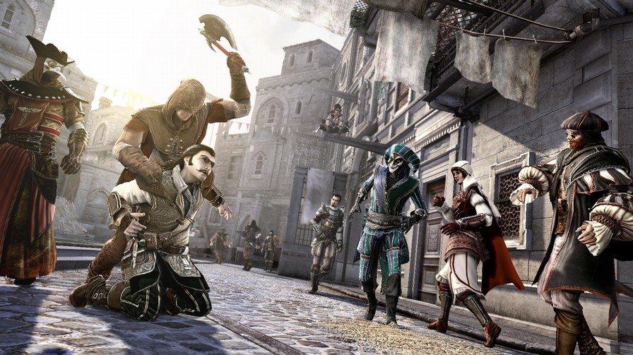 Chystá se nadějná stolní adaptace Assassin's Creed s příběhem zasazeným do období renesance