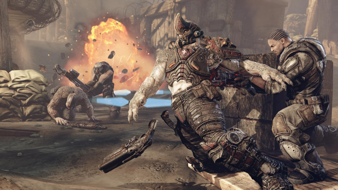 Gears of War 3 - multiplayer preview