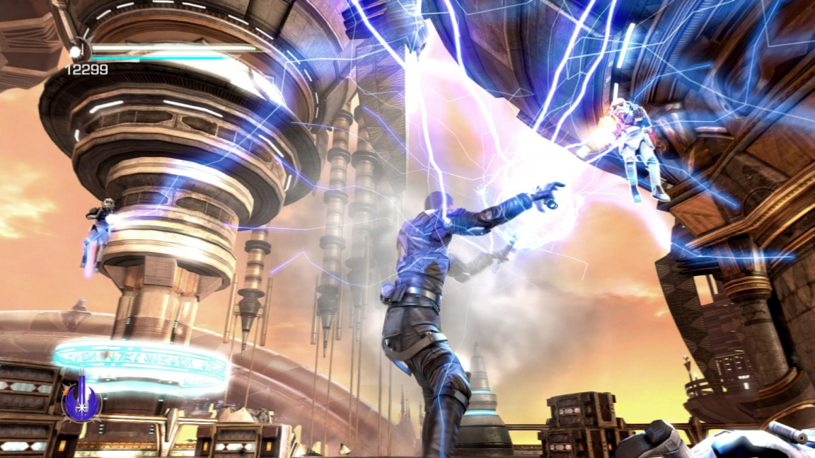 Star Wars: The Force Unleashed II - recenze