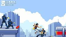 Krása moderních her předělaných do 8 a 16ti bitové grafiky